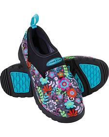 Muck Women's Breezy Cool Low Print Shoes