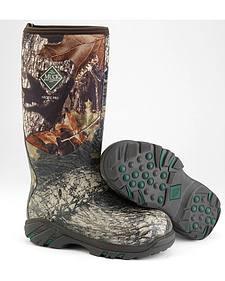 Muck Men's Mossy Oak Arctic Pro Boots