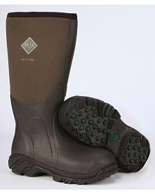 Muck Men's Bark Brown Arctic Pro Boots