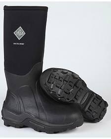 Muck Men's Black Arctic Sport Hi Boots