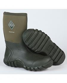 Muck Men's Moss Edgewater Mid Rubber Boots