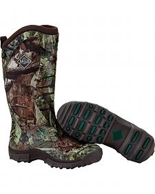 Muck Mossy Oak Infinity Pursuit Stealth Fleece Hunting Boots