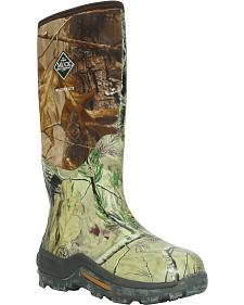 Muck Boots Men's Camouflage Woody Elite Hunting Boots