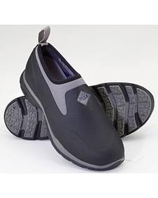 Muck Men's Black Pro Low Shoes