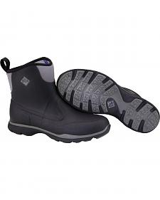 Muck Black Excursion Pro Mid Boots