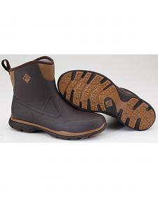Muck Brown Bark Excursion Pro Mid Boots