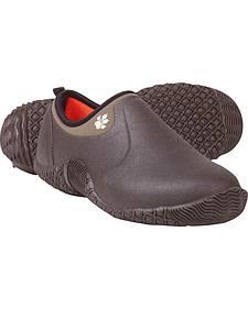 Muck Men's Bark Brown Muckster Low-Cut Shoes