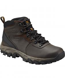 Columbia Men's Newton Ridge Plus Waterproof Boots