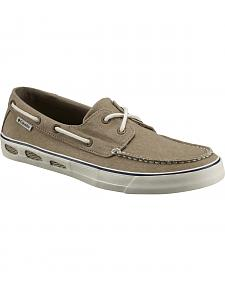 Columbia Men's Vulc N Vent Boat Shoes