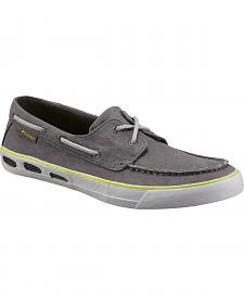 Columbia Men's Vulc N Vent Boat Shoes