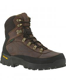 Georgia Crossridge Waterproof Hiker Boots - Round Toe