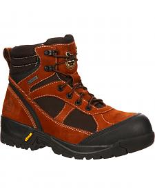 Georgia Stone Mountain Gore-Tex Waterproof Hiker Boots - Safety Toe