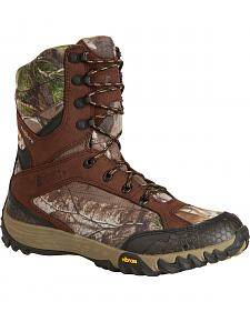 "Rocky 9"" SilentHunter Waterproof Insulated Outdoor Boots"