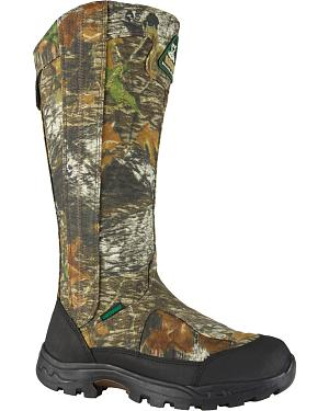 Rocky Mossy Oak Break-Up� Prolight Waterproof Snakeproof Boots