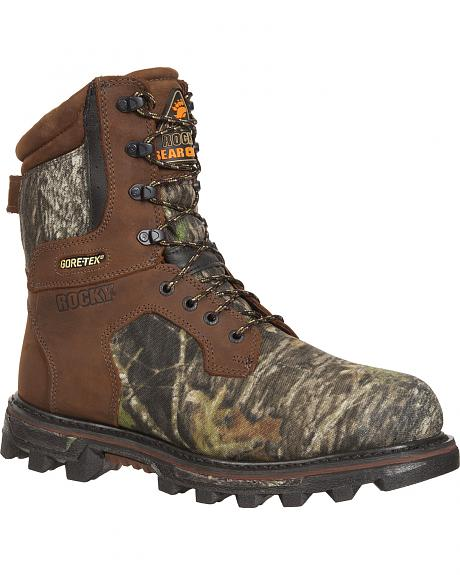 Rocky Men's BearClaw 3d Gore-Tex Waterproof Insulated Hunting Boots