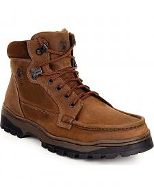 Rocky Men's Outback GORE-TEX Waterproof Field Boots