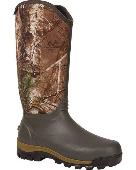 Rocky Men's Core Waterproof Neoprene Outdoor Boots