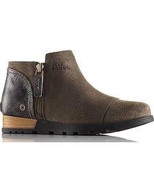 Sorel Women's Major Low Leather Boots