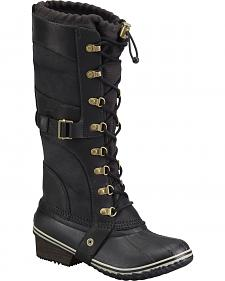 Sorel Conquest Carly Waterproof Boots
