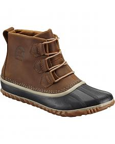Sorel Women's Out N About Leather Boots