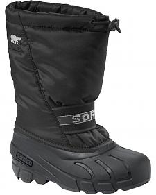 Sorel Preschool Kids' Cub Apres Boots