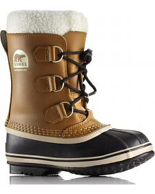 Sorel Youth Boys' Yoot Pac TP Boots