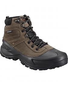 Columbia Men's Snowblade Waterproof Winter Boots