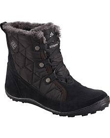 Columbia Women's Minx Shorty Omni-Heat Winter Boots