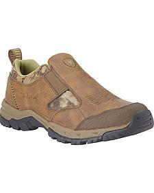 Ariat Men's Kelso Slip-On Highlander Outdoor Shoes