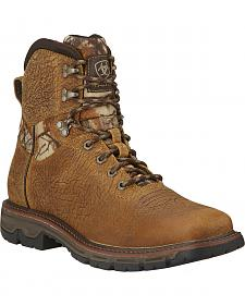 "Ariat Men's 6"" Conquest Waterproof Boots"