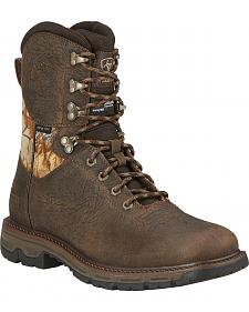Ariat Men's Conquest H2O Waterproof 800g Insulated Hunting Boots