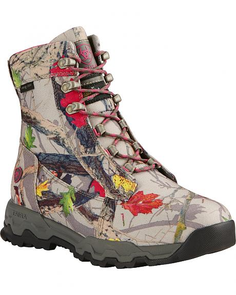 Ariat Women's Hot Leaf Insulated Hiker Boots - Round Toe