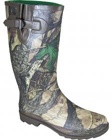 Smoky Mountain Women's True Timber Camo Waterproof Stalker Boots