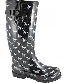 Smoky Mountain Women's Ponies Waterproof Boots