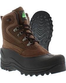 Itasca Men's Lutsen Winter Boots - Round Toe