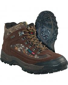 Itasca Men's Heritage Hunting Hiking Boots - Round Toe