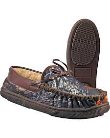 Itasca Men's Sportsman's Slippers