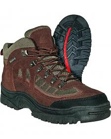 Itasca Men's Amazon Hiking Boots - Round Toe