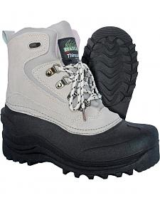 Itasca Women's Lutsen Winter Boots - Round Toe