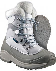 Itasca Women's Sleigh Bell Winter Boots - Round Toe