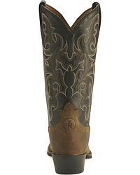 Tony Lama 3R Cowboy Boots - Medium Toe at Sheplers