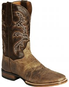 Dan Post Men's Gel-Flex Cowboy Certified Boots