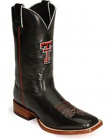 Nocona Men's Texas Tech University Cowboy Boots - Square Toe