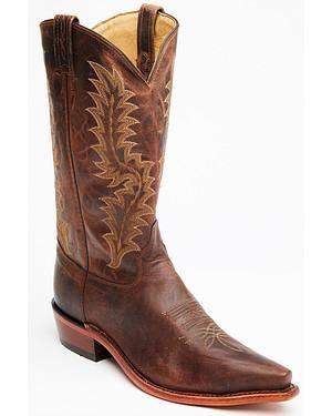 Tony Lama El Paso Boots - Snip Toe