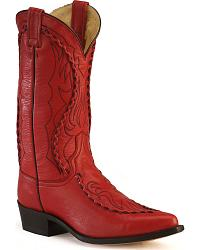 Dan Post Moccasin Toe Western Boots at Sheplers