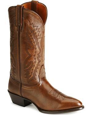 Nocona Imperial Calfskin Cowboy Boots