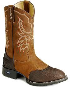 Tony Lama TLX Tucson Cowboy Boots