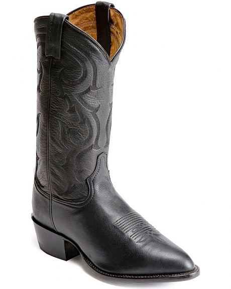 Tony Lama Ol' Buck Leather Boots