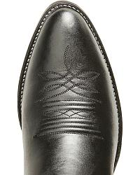 Justin London Calfskin Cowboy Boots - Medium Toe at Sheplers