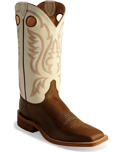 Justin Bent Rail Cowboy Boots Western & Country BR301